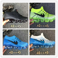 Wholesale 2017 New Men Arrival VaporMaxes Mens Shock Racer Running Shoes For Top quality Fashion Casual Vapor Maxes Sports Sneakers Trainers