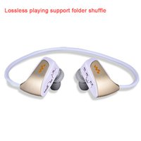 Wholesale-Brand New Real 8 Go Sport MP3 Player pour son Walkman NWZ-W262 8G écouteurs Running Lettore Mp3 Music Players casque