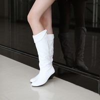 Wholesale Thigh Hi Boots - women winter boots Women's TREND-HI Over-The-Knee Thigh High Flat Slouchy Shaft Low Heel Boots by ROOM OF FASHION