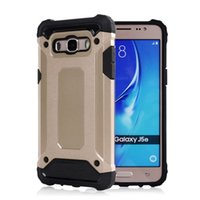 Wholesale Iphone5 Silicone Back Case Pc - Shockproof Heavy Duty Armor Soft TPU Silicone PC Plastic Back Case Phone Cover For Samsung iPhone5 6 6+ 7 7+ Free Ship