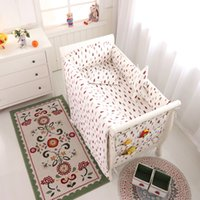 Wholesale Babys Bedding - Newborn Crib Bumper Bedding Sets, Bed Linen For Babies, Bumpers Baby Quilt Cover Babys Sheet Baby Crib Sheet Can Be Chosen