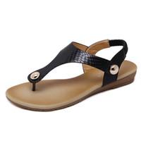 Wholesale Button Textures - Vamp Texture Clear 2017 New Women Wedges Sandals Women'S Platform Sandals Fashion Summer Shoes Women Casual Shoes