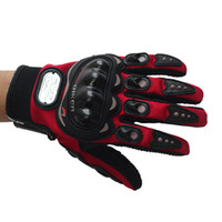 Wholesale M Pro - Moto Racing Gloves outdoor pro cycling gloves Motorcycle Gloves accessories M L XL size