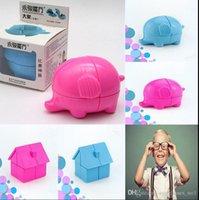 Wholesale Elephant Puzzle - Educational Toys Magic Cube 2x2 Elephant Magic Puzzle Intelligence Magic Cube Second Order Elephant House Design LJJK644