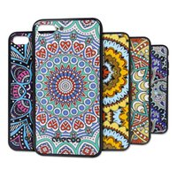 paint packages - For iPhone plus Case Relief Embossed Painting Ethnic Sytle Cover for Samsung S8 Plus G530 iPhone s plus Huawei P9 Package