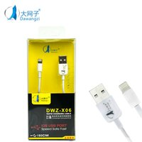 Wholesale One Retail - USB Micro Cable Charging Cord A-pp-le i-ph-one Macbook LG G5 Google Pixel Sync Data Charging Charger Cable adapte with retail box