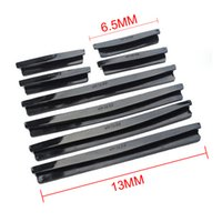 Wholesale 8Pcs Set Auto Car Door Guard Edge Corner Bumper Guards Car Door Edge Guards Trim Molding Protection Strip Scratch Protector