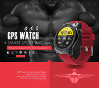 S958 Smart Watch Sport impermeabile Card Monitor GPS 2G SIM Card Calling Tutti Smartwatch Compatibile per cellulare Android IOS