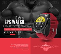 S958 Smart Watch Sport Wasserdichte Herzfrequenz Monitor GPS 2G SIM Karte Calling Alle Kompatible Smartwatch Für Android IOS Handy