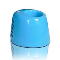 Wholesale Beverage Cooler Warmer - Wholesale- New Arrival Car USB Powered Mini Fridge Drink Cans Cooling Fridge Beverage Cooler Warmer