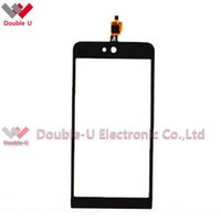 Wholesale Wholesale Dash Touch Screen - 5pcs lot Wholesale Tested For BLU DASH X D010U Touch Screen Touch Panel Glass sensor Digitizer Replacement Free Shipping