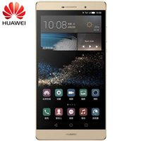 "Wholesale Huawei Android Phone Gps Camera - Unlocked Original Huawei P8 Max Mobile Phone Kirin 935 Octa Core 3GB RAM 32GB 64GB ROM Android 5.0 6.8"" IPS 1920X1080 13MP 4G FDD LTE Phone"