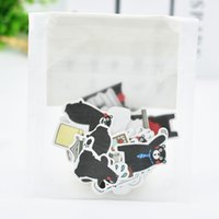 Wholesale cute lovely photos - Wholesale- DIY Cute Kawaii Cat Paper Sticker Lovely Panda Stickers For Home Decoration Scrapbooking Diary Photo Album Free Shipping 3467