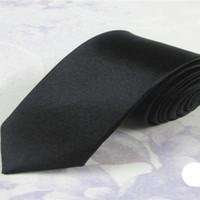 Wholesale Narrow Men S Ties - New 8cm Casual Narrow Arrow Ties For Men Fashion Skinny Necktie Neck Ties Candy Color Slim Men s Ties Hot sale