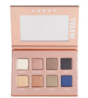 Wholesale lorac pro 32 palette for sale - Lorac Pro Metal Shades Eye Shadow Palette New Palette vs Lorac Mega Pro Los Angeles Palette Limited Edition Eyeshadow