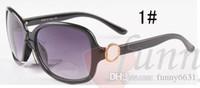 plaj partileri toptan satış-Yaz Için Ünlü Marka Tasarımcısı Güneş Gözlüğü Kadın bisiklet gözlük Moda Buhar Punk Beach Party Güneş Gözlükleri gözlük UV400 ÜCRETSIZ NAKLIYE