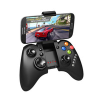 Wholesale tablet android gaming resale online - PG iPega Wireless Bluetooth Game Gaming Controller Joystick Gamepad for Android iOS MTK cell phone Tablet PC TV BOX