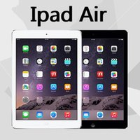 ipad ios großhandel-Refurbished Original Apple iPad Air IOS Tablet 16 GB 32 GB 64 GB Wifi iPad 5 9.7