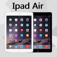 ipad hava wifi toptan satış-Yenilenmiş Orijinal Apple iPad Hava IOS Tablet 16 GB 32 GB 64 GB Wifi iPad 5 9.7