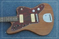 Wholesale jaguar guitar for sale - Factory custom shop New Style Top quality jazz master JAGUAR Electric Guitar In