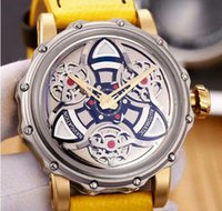 Wholesale Mechanical Chronograph Skeleton Watch - New Luxury Casual Clock Men Automatic Watch Skeleton Business Watch Mechanical Relogio Male Montre Watch Mens Relojes