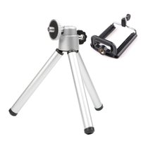 Wholesale Digital Camera Holders - Portable Mini Tripod Stand For Phone Xiaoyi 4K SJCAM Digital Camera Camcorder With Phone Holder factory direct wholesale