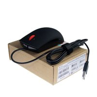Wholesale Thinkpad Usb Mouse - For Lenovo ThinkPad Mouse 0B47153(0B47153) LED Optical USB Wired Computer Mouse Mice Cable Mouse Free Shipping