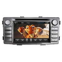 "Wholesale Car Dvd Player Toyota Hilux - Android 4.4 HD 6.2"" Car DVD Player for Toyota Hilux 2012 With GPS Navi 3G WIFI Bluetooth IPOD Car PC Stereo Radio TV AUX IN"