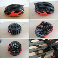 Wholesale Cheap Bike Helmets - Cheap and Good quality Mountain bike & Road bicycle 4D Cycling Helmet with M(54-62cm) 22 models for choice Weight 200g free shipping