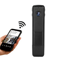 Wholesale Hd Audio Ports - 32GB Mini HD 1080P Hidden Pocket Wearable Video Security Camera Audio Recorder DV Pen with HDMI Port and Built in Wifi function