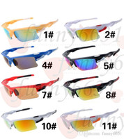 Wholesale Cheap Riding Goggles - 2017 SUMMER New Men's riding glasses driving goggle cycling Sport Sunglasses Bicycle Glass Cheap price AAA quality FREE SHIPPING