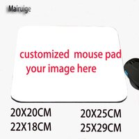 Wholesale Pad Photos - Custom print family photos, company publicity, product LOGO, advertising, weddings, events, Internet cafes, rectangular game mouse pad, non-