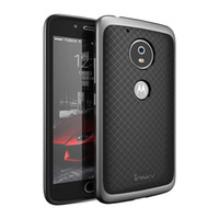 Wholesale Hybrid Cellphone Cases - IPAKY® Mobile Phone Case For Motorola G5 G5 Plus Hybrid Case Cellphone Back Case Cover For Moto G5 Plus G5