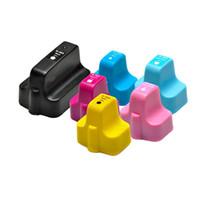 impresoras cartuchos de tinta al por mayor-Cartucho de tinta compatible YOTAT para HP363 363XL para impresora HP Photosmart C5180 C6183 C6185 C7150 C7185 3210 3210v 3210xi 3213 3310