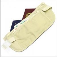 Wholesale travel passport money holder - 300Pcs Women Wallets Travel Security Money Ticket Passport Holder waist packs Belt purse bag