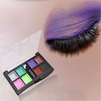 Wholesale Dimond High Quality - Shimmer Eye Shadow Palette Dimond Shinning 8 Colors Eyeshadow Shimmer Colors High Quality Makeup Cosmetics with Brush