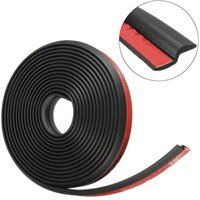 Wholesale Car Weatherstrip M Black Z shape Window Door Rubber Seal Weather Strip Hollow