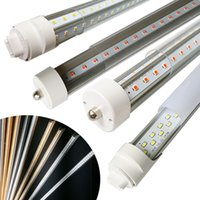 Wholesale Daylight Led Tube Lamp - lighting bulbs tubes R17D 45W 5000Lm Fa8 led fog lamp led tube fixtures double row 2.4meter 72W Daylight Cold White 6000-7000K