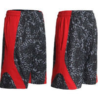 Wholesale Basketballs Short Fashion Summer Brand KD Kevin Durant Hot Baggy Bermuda Male Loose Runs Men s Shorts Active Plus Size XL
