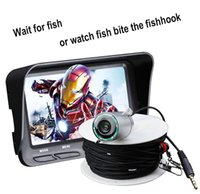 Wholesale Russian Meter - X3 Single Lens Camera Underwater Video Fish Finder 30 Meters Fish Cable 4.3'' LCD