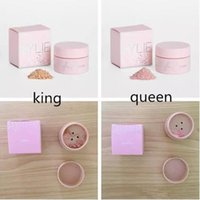 Wholesale Oil Queen Full - Newest Kylie Jenner The 20th Birthday Collection Queen & King 2 versions Ultra Glow Loose Powder foundation highlighter