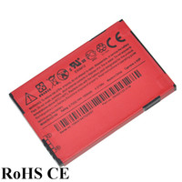 Wholesale Evo 4g Battery - 1500mAh Cell Phone Li-ion Polymer Battery RHOD160 for HTC EVO 4G T7373 T8388 T9199 A8188 A9199 A9292 TOUCH PRO2 S510 Snap S521