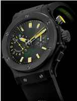 Wholesale 55 Mm - Hot sell New men's watches Big (Steel   Carbon   Rubber) Gents Automatic watch *55