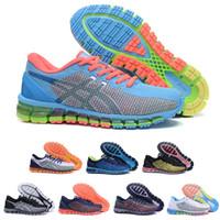 Wholesale New Arrival Shoes Winter - 2017 New Arrivals Asics GEL-QUANTUM 360 Buffer Running Shoes T6G6N-3901 Wholesale Original Men Women Top Quality Sport Sneaker Shoes 36-45