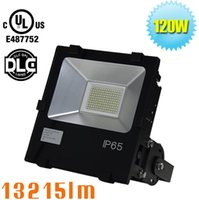 120W stadium auto - 120W LED Floodlight replace W Metal Halide HID stadium bulb fixture IP65 K daylight White in Auto Auction Parking Pole Fixture