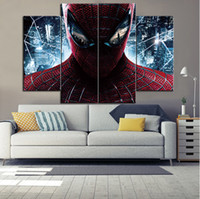 More Panel spiderman spray - The amazing spiderman Frameless Paintings No Frame