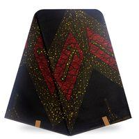 Wholesale Sewing Fabric Wholesalers - African Wax Fabrics 6yards African Dutch Wax Print Fabric High Quality Nigerian Ankara Fabrics for Patchwork sewing dress