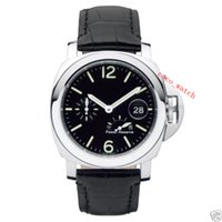 Wholesale Pam Power Reserve - Hot Selling Low Price Super Luxury Top Black Pam 90 00090 pam90 POWER RESERVE I SERIES 44MM AUTOMATIC Menswatches designer Original Box File