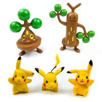 Lps Pikachu Pocket Monster Poke Action Figure Giant Onesie Pikachu Toy Doll Stuff Animal Mini Figure Kigurumi Pikachu Pet Game Poket Toys