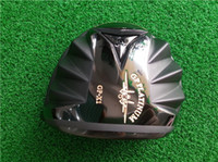 GP Platinum GP-X1 Driver Black Golf Platinum Golf Golf Club 9/10 gradi R / S-Flex Albero di grafite con copricapo